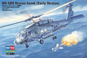 87234 HobbyBoss HH-60H Rescue hawk (Early Version) 1:72